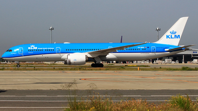PH-BHN - Boeing 787-9 Dreamliner - KLM Royal Dutch Airlines