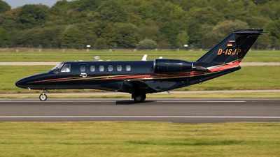 D-ISJP - Cessna 525A CitationJet 2 - Star Wings Dortmund
