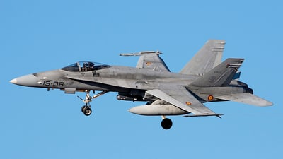 C.15-21 - McDonnell Douglas EF-18M Hornet - Spain - Air Force