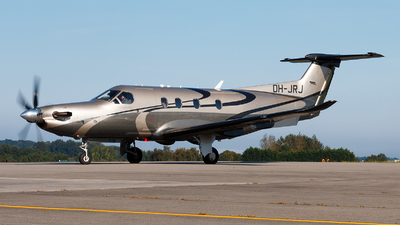 OH-JRJ - Pilatus PC-12/47E - Fly 7 Executive Aviation