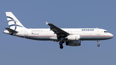 A picture of SXDGE - Airbus A320232 - Aegean Airlines - © Kris Van Craenenbroeck