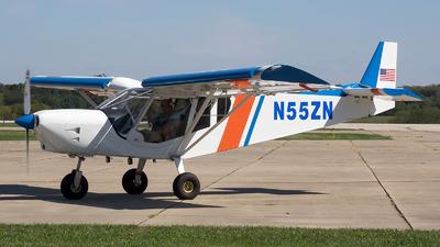 N55ZN - Zenair STOL CH 750 - Private