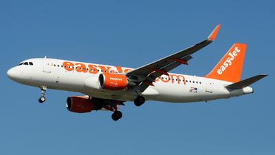 OE-IJK - Airbus A320-214 - easyJet Europe