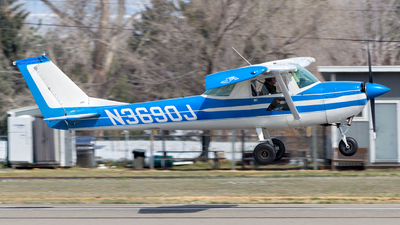 N3690J - Cessna 150G - Private