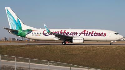 9Y-SLU - Boeing 737-83N - Caribbean Airlines