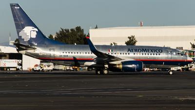 XA-NAM - Boeing 737-752 - Aeroméxico