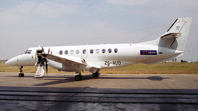 ZS-NUO - British Aerospace Jetstream 41 - South African Airlink