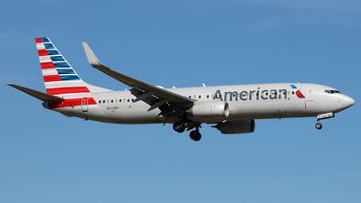 A picture of N200NV - Boeing 737823 - American Airlines - © wangruoyao