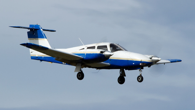 A picture of N446PA - Piper PA44180 Seminole - [4496086] - © Geoff Landes