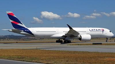 A picture of PRXTJ - Airbus A350941 - [265] - © Luís Fernando Nunes Pereira