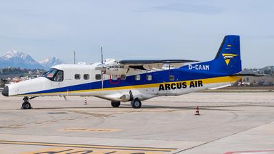 D-CAAM - Dornier Do-228-212 - Arcus-Air