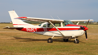 PH-PCT - Cessna U206G Stationair - Paracentrum Texel