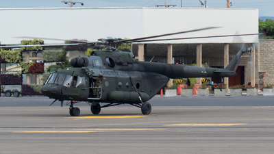 EJC3392 - Mil Mi-17V5 Hip H - Colombia - Army