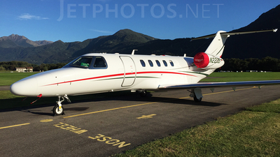 N22UB - Cessna 525 Citation CJ4 - Private