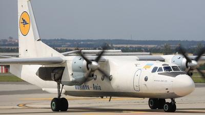UR-26077 - Antonov An-26B-100 - Podillia-Avia