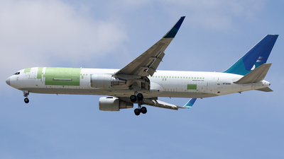 N730WE - Boeing 767-319(ER)(BDSF) - Cargo Aircraft Management