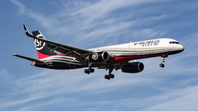 B-1257 - Boeing 757-2B7(PCF) - SF Airlines