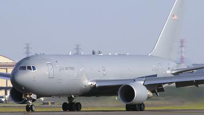 N464KC - Boeing KC-46A Pegasus - United States - US Air Force (USAF)
