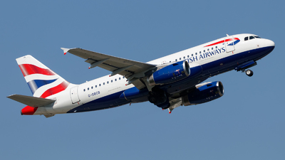 A picture of GDBCB - Airbus A319131 - British Airways - © Oliver Richter