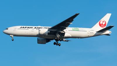 A picture of JA707J - Boeing 777246(ER) - [32894] - © Amarase Pamarapa