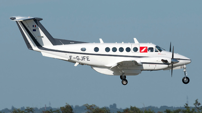 F-GJFE - Beechcraft B200 Super King Air - Aero Sotravia