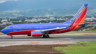 N738CB - Boeing 737-7H4 - Southwest Airlines