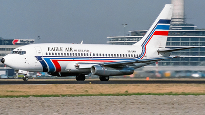 SE-DKH - Boeing 737-205 - Eagle Air of Iceland - Arnarflug