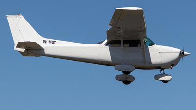 VH-MGY - Cessna 172M Skyhawk - Private