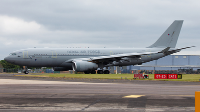 A picture of ZZ337 - Airbus KC2 Voyager (A330243MRTT) -  - © Airlinergeek