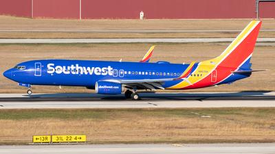N8674B - Boeing 737-8H4 - Southwest Airlines