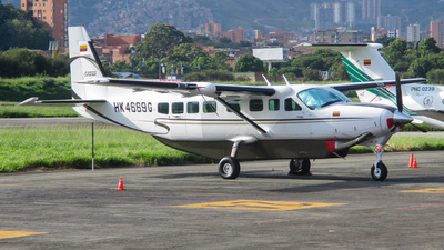 HK-4669-G - Cessna 208B Grand Caravan - Private