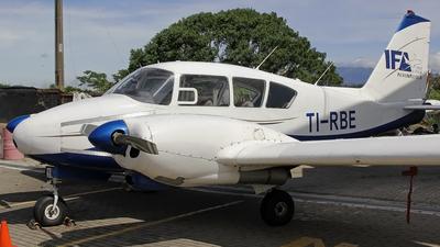 TI-RBE - Piper PA-23-235 Apache - Instituto de Formación Aeronáutica (IFA)