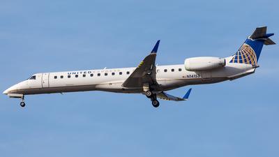A picture of N14153 - Embraer ERJ145XR - United Airlines - © Martin Pinnau