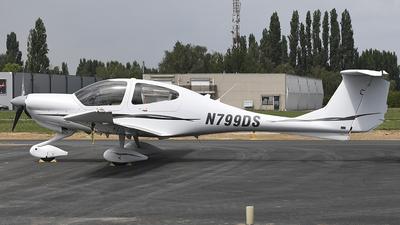 N799DS - Diamond DA-40 Diamond Star XL - Private