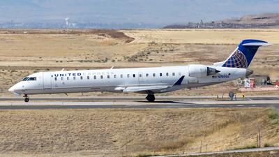 A picture of N789SK - Mitsubishi CRJ701ER - United Airlines - © HA-KLS