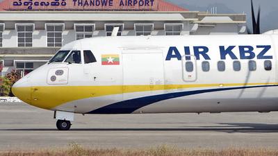 XY-AJD - ATR 72-212A(500) - Air KBZ