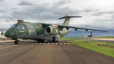 PT-ZNJ - Embraer KC-390 - Embraer