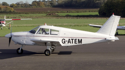 G-ATEM - Piper PA-28-180 Cherokee C - Private