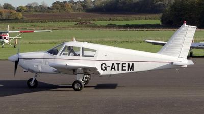 A picture of GATEM - Piper PA28180 - [282329] - © Adam Loader