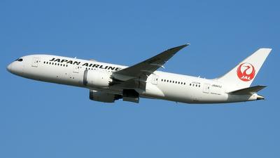 A picture of JA841J - Boeing 7878 Dreamliner - Japan Airlines - © Sieu Viet - SFAP