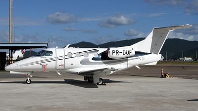 PR-DUF - Embraer 500 Phenom 100EV - Private