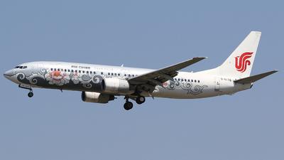 A picture of B5176 - Boeing 73786N - [34258] - © Tianrun Wang