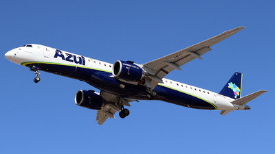 PS-AEC - Embraer 190-400STD - Azul Linhas Aéreas Brasileiras