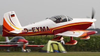 D-EYMA - Vans RV-7 - Private