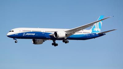 N528ZC - Boeing 787-10 Dreamliner - Boeing Company