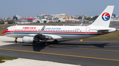 B-9941 - Airbus A320-214 - China Eastern Airlines