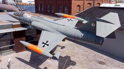 25-74 - Lockheed F-104G Starfighter - Germany - Air Force