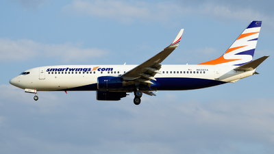 N624XA - Boeing 737-86J - SmartWings (Swift Air)