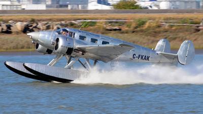C-FKAK - Beech 3T - Pacific Seaplanes