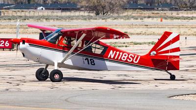 A picture of N118SU - American Champion 7GCAA - [5222018] - © David Lee